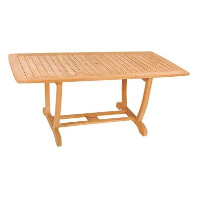 U Rectangular Table
