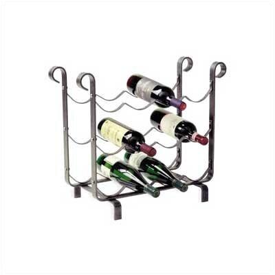Premier 12 Bottle Tabletop Wine Rack