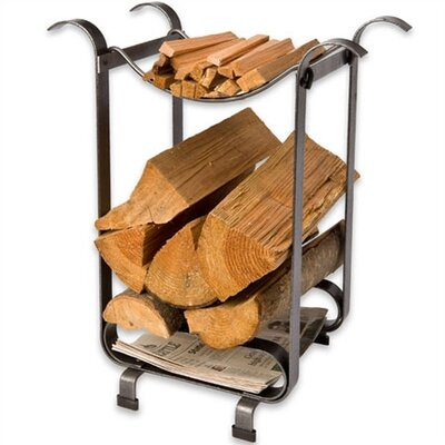 Easy financing Three-in-One Steel Log Rack...