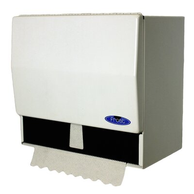 Universal Paper Towel Dispenser