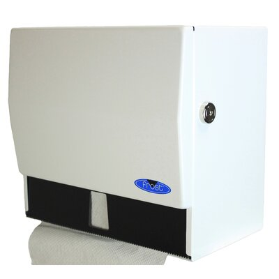 Universal Paper Towel Dispenser with Lock