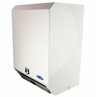 Auto Roll Paper Towel Dispenser Finish: White Epoxy Powder