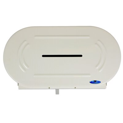 Twin Jumbo Toilet Tissue Dispenser