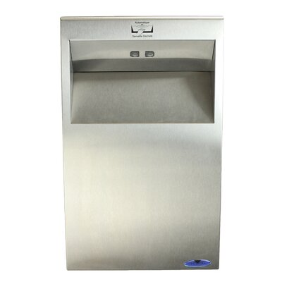 Surface Mounted Automatic Opening Napkin Disposal