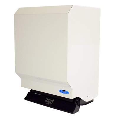 Control Paper Towel Dispenser Finish: White Epoxy Powder