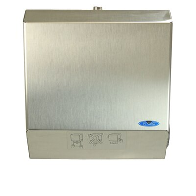 Auto Cut Paper Towel Dispenser Finish: Stainless Steel