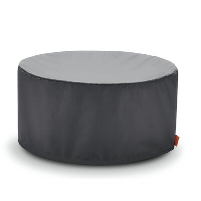 Mix Outdoor Fire Pit Cover Size: 9.3 H x 23.8 W x 23.8 D