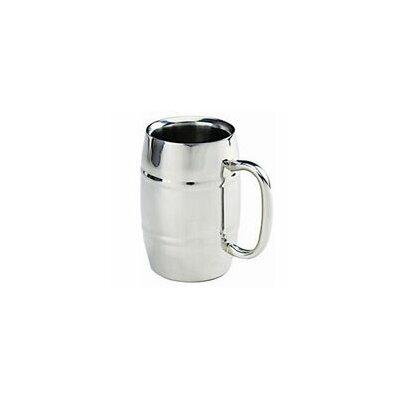 Cuisinox 16 Oz. Stainless Steel Beer Stein GLABEER
