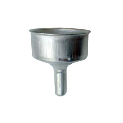 6 Cup Aluminum Funnel Filter FUNM-6