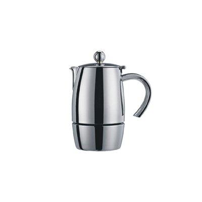 Liberta Espresso Maker Size: 6 cup COFL6