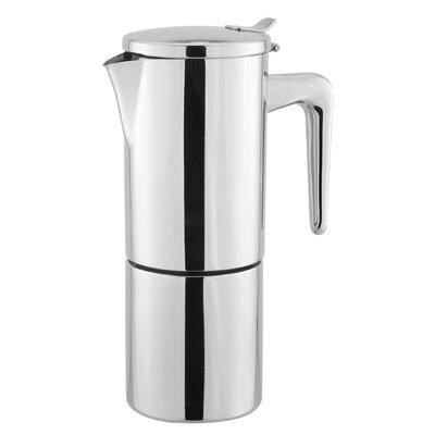 Alpha Espresso Maker Size: 6 Cups COFA6M