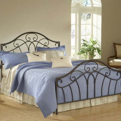 Josephine Panel Bed Size: King
