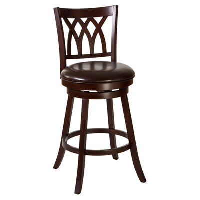 Tateswood 25.75 inch Swivel Bar Stool
