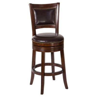 Lockefield 26 Swivel Bar Stool