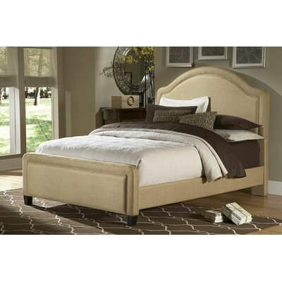 Veracruz Upholstered Panel Bed Size: King