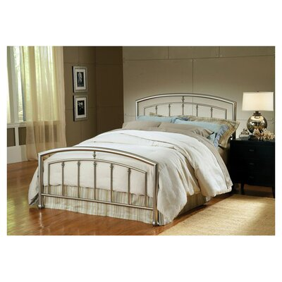Claudia Panel Bed Size: King
