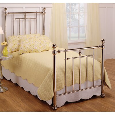 Holland Slat Bed Size: Twin