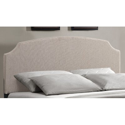 Lawler Upholstered Panel Headboard Size: King