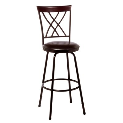 Northland Swivel Bar Stool with Cushion