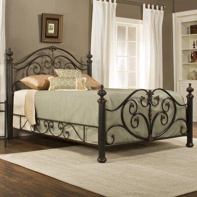 Grand Isle Panel Bed Size: King