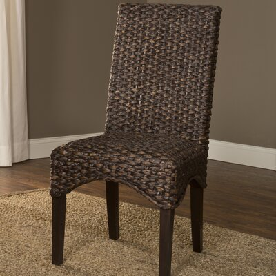 Simply Sydney Water Hyacinth Dining Chair