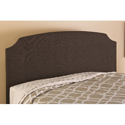Lawler Upholstered Panel Headboard Finish: Brown, Size: Queen