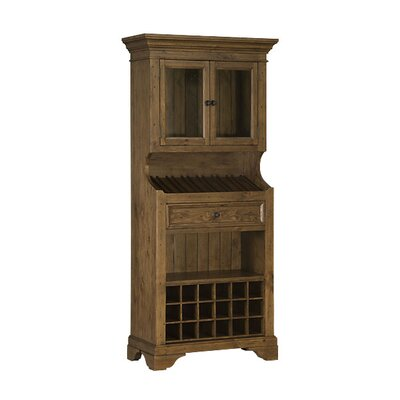 Tuscan Retreat � Bar Cabinet