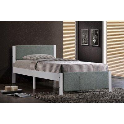 Hillsdale Ventura Twin Panel Bed - Color: Gray at Sears.com