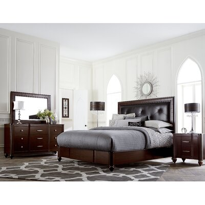 Hillsdale Roma Panel 4 Piece Bedroom Collection - Size: Queen at Sears.com