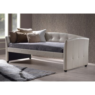 Napoli Daybed Finish: Ivory, Accessories: Without Trundle
