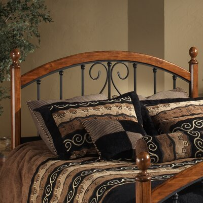 Burton Way Slat Headboard Size: King