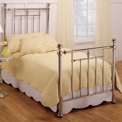 Holland Panel Bed Size: Twin