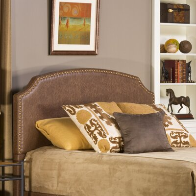 Durango Upholstered Panel Headboard Size: King
