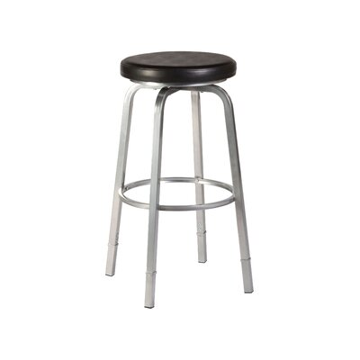 Neeman Adjustable Height Swivel Bar Stool