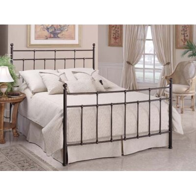 Providence Panel Bed Size: King