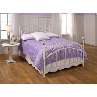 Emily Bed Size: Full, Configuration: No Canopy