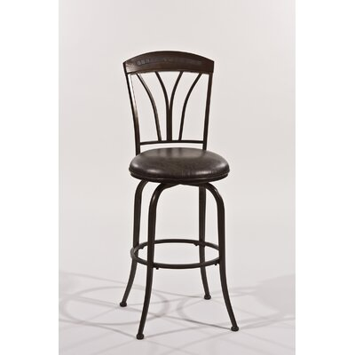 Marano 30 Swivel Bar Stool with Cushion