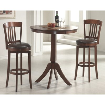 Hillsdale Plainview Bar Height Bistro Table with Canton Stools at Sears.com