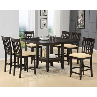 Tabacon 7 Piece Dining Set