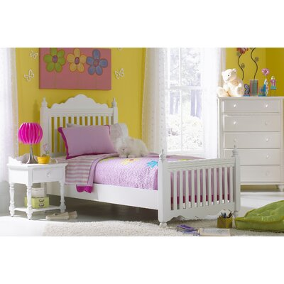 Hillsdale Lauren Post Bed (6 Pieces) - Size: Twin at Sears.com