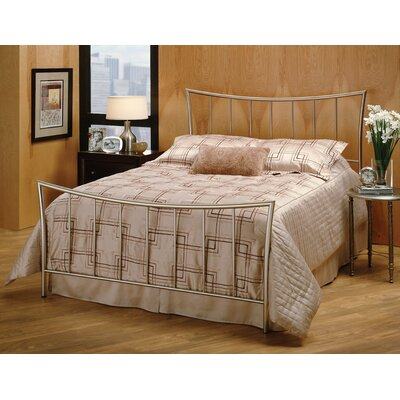Easy financing Eva Metal Bed Size: Queen...