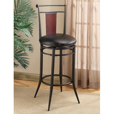 Midtown 30 Swivel Bar Stool with Cushion
