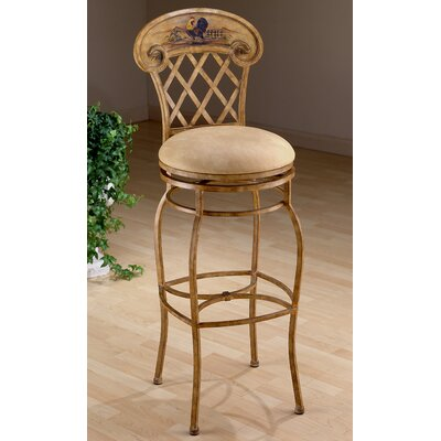 Rooster 31.5 Swivel Bar Stool
