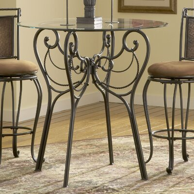 Maryclaire Bar Height Bistro Table Base