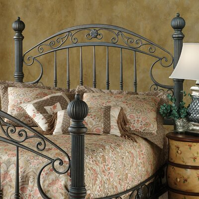 Chesapeake Slat Headboard Size: King
