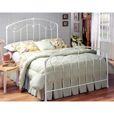 Loan for furniture Maddie Metal Bed Size: Full...