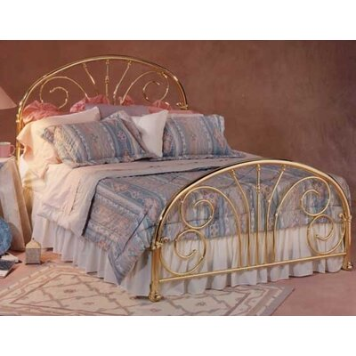 Jackson Panel Bed Size: Queen