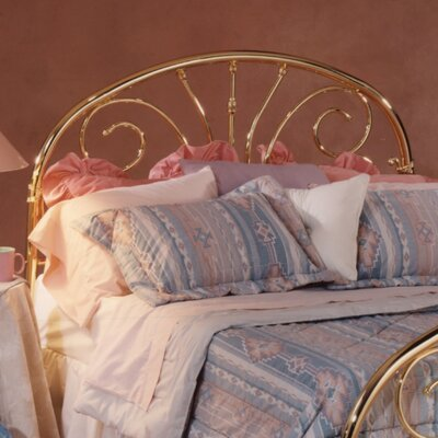 Jackson Open-Frame Headboard Size: King