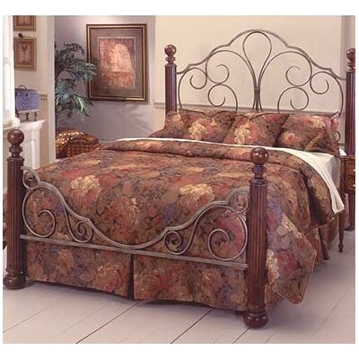 Furniture financing Ardisonne Metal Bed Size: King...