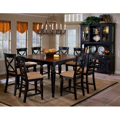 Hillsdale Northern Heights 5 Piece Dining Set with Counter Height Dining Table Best Price